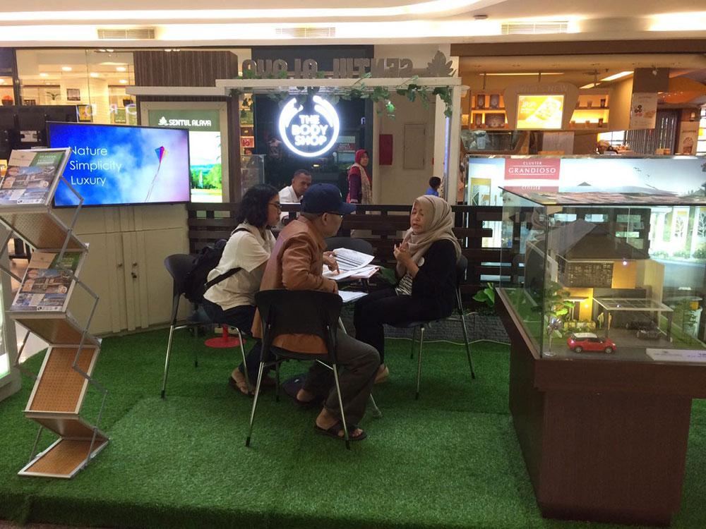 Pameran Perumahan Ciputra Mall