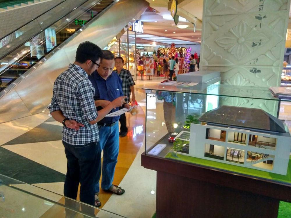 Pameran Perumahan di Mall Artha Gading