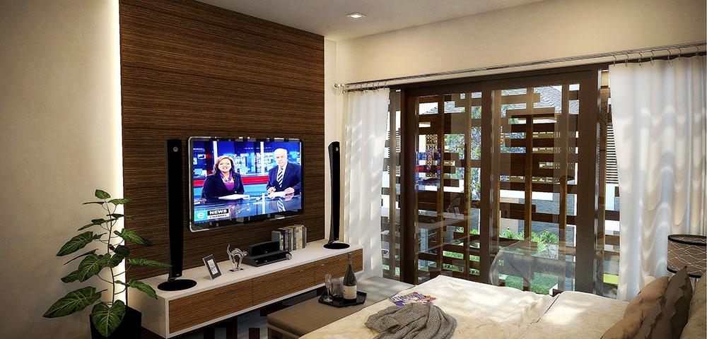 Rumah dijual di Cibubur | Interior Tipe A : 12x20m